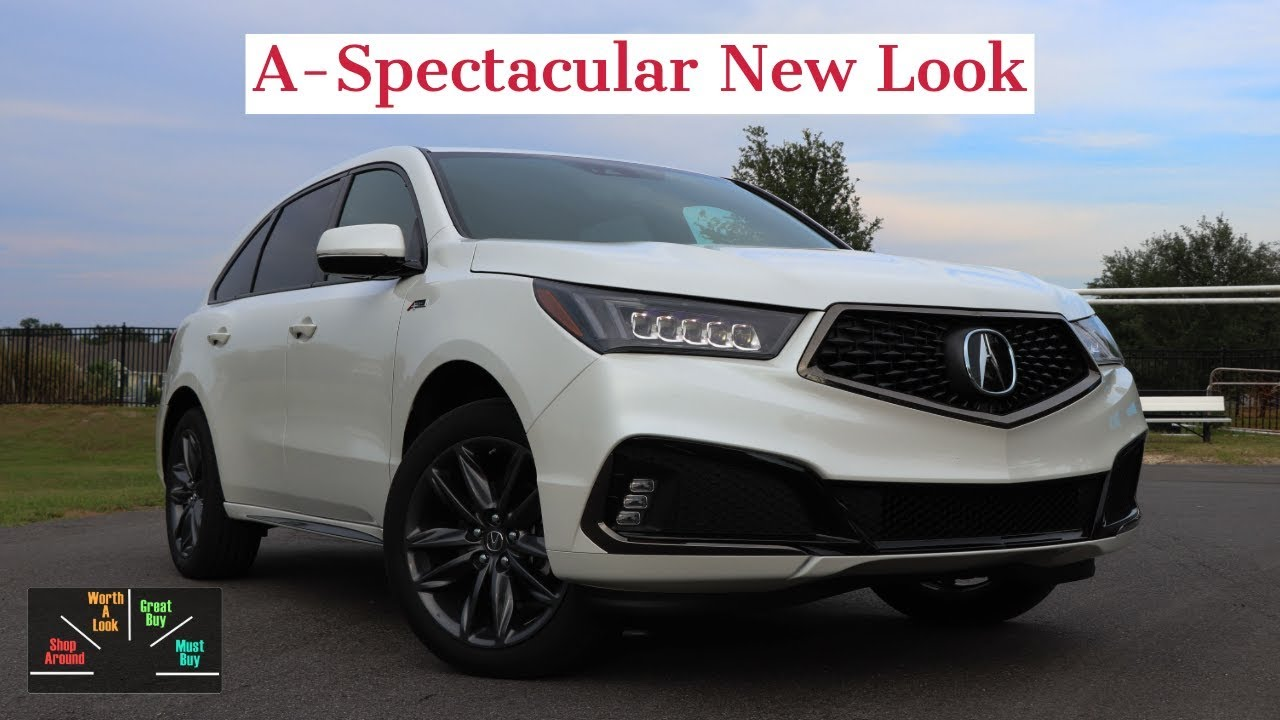 2020 Acura Mdx Rumors New Model and Performance