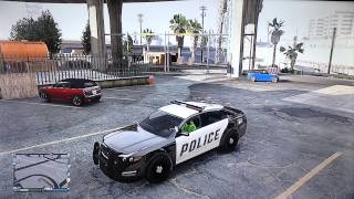 Gta 5 how to disable sirens on a police car