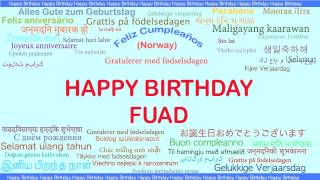 Fuad   Languages Idiomas - Happy Birthday