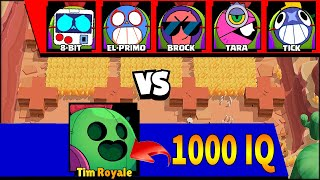 REAL VS FAKE | Brawl Stars Funny Moments & Fails