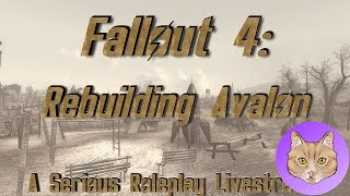 Fallout 4: Rebuilding Avalon (SRP) - Runaway Blues :: 13Nov15 (1.020) :: Completed