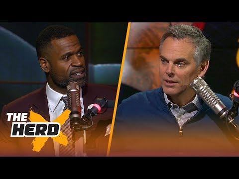 Stephen Jackson says Kobe and Jordan are more clutch than LeBron | NBA | THE HERD