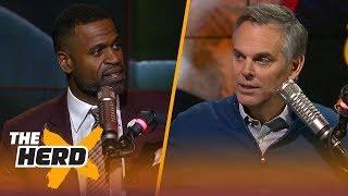 Stephen Jackson says Kobe and Jordan are more clutch than LeBron   NBA   THE HERD