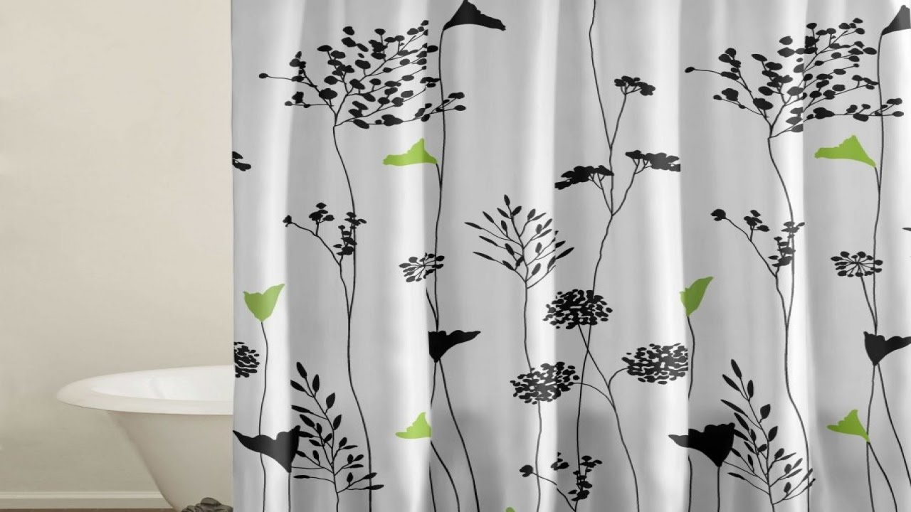 HOW TO HANG SHOWER CURTAIN (PROFESSIONALLY) - YouTube