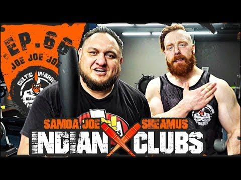Samoa Joe Indian Clubs | Ep.66 Shoulder Mobility Workout