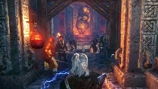 Geralt Saves Iorveth in Vergen (The Witcher 2)