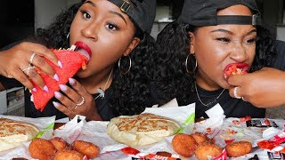 STORYTIME: MANAGER IS TRIPPING! TACO BELL MUKBANG
