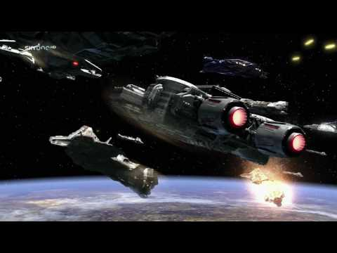 Stargate Atlantis - Battle of Asuras HD