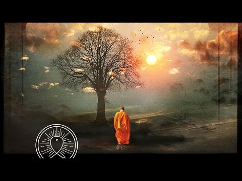 20 min Mindfulness Meditation Music Relax Mind Body: Buddhist Monk Chanting Mantra