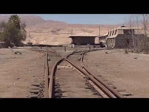 Reportaje al Tren de Arica a La Paz (2015)