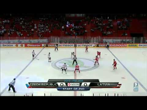 Game 32 - Czech Republic - Latvia