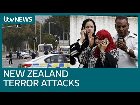 New Zealand terror attack: 49 dead in shootings at Christchurch mosques   ITV News