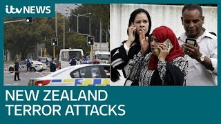 New Zealand terror attack: 49 dead in shootings at Christchurch mosques | ITV News