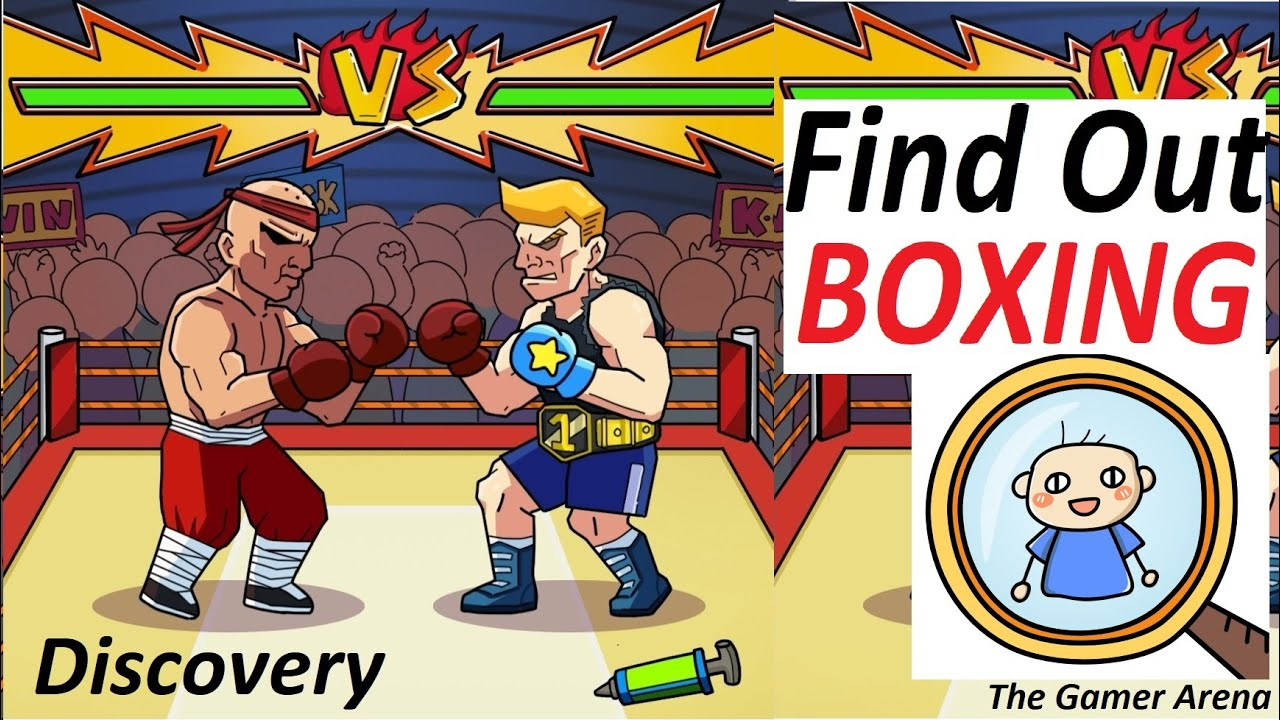 Find Out Find Something Discovery Boxing Step By Step Youtube