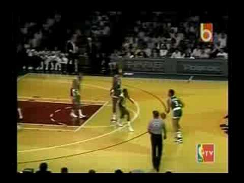 1987 NBA Playoffs: Bucks vs Celtics Game 3