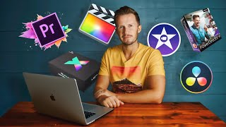 BEST VIDEO EDITING SOFTWARE IN 2021?