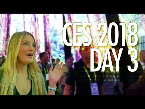 Download Youtube: 246 OLED LG TVS!!! CES 2018 - LG, Sony, Razer and Intel