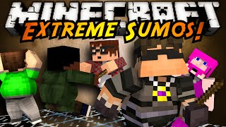 Minecraft Mini-Game : SUMO EXTREME!