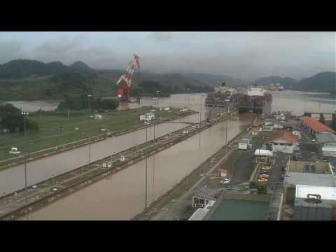Travel By Cruise Ship To Panama Canal   Full HDиз YouTube · Длительность: 9 мин27 с
