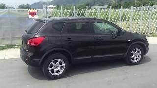 Видео-тест автомобиля Nissan Dualis ( Knj10-201496, Mr20de, черный, 2008г)