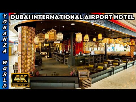 Hotels in Dubai   Dubai International Airport Hotel   Yobanza World