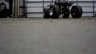 Home Made 55 Chevy #17, Full Rc Test And Drive, Large Scale Rc Car, Home Build.