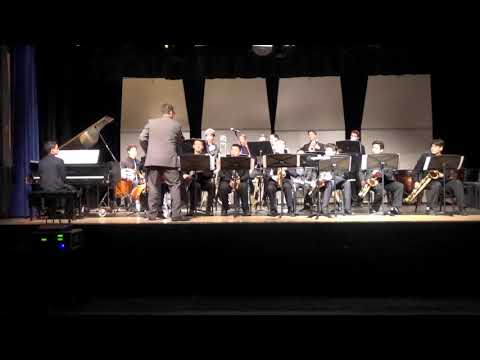 El Camino Real Charter High School Jazz Band - Spring Concert 2019