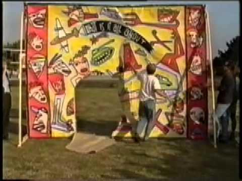 Jim Avignon Destroy Art Galleries Documenta 1992 Youtube