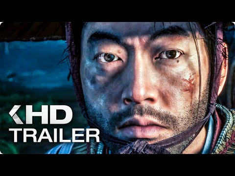 GHOST OF TSUSHIMA Gameplay Trailer (E3 2018)