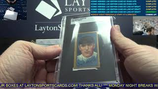 Heroes Of Sport - Iconic Heroes Layton Sports Cards Edition 6 Box Case Break #25
