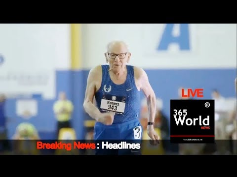 Elders Track  Break World Records USA