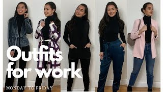 5 Stylish Outfits for Work   How to Style A Black Turtleneck   Winter 2018