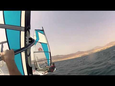 Peter Hart Windsurfing Masterclass Dahab 2012