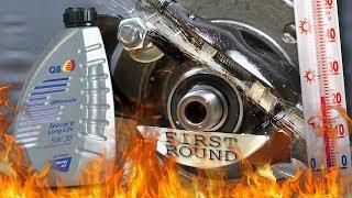 Q8 Formula Special G Long Life 5W30 Jak skutecznie olej chroni silnik? 100°C