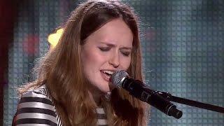"""The Voice of Poland V - Lena Osińska - """"You've Got the Love"""" - Przesłuchania w ciemno"""