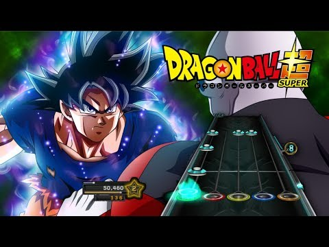 [GH3/CH] Dragon Ball Super - Clash of Gods (Guitar Remix)