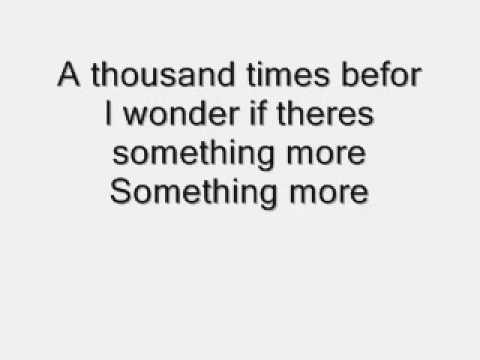 Rain by Creed with lyrics