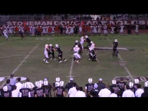 INSTANT REPLAY - Bengals Shandon Marsden BIG PIC Shuts Down The Eagles Drive! HSPN SPORTS