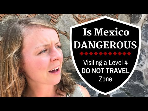 One of the Most DANGEROUS Places in Mexico?!