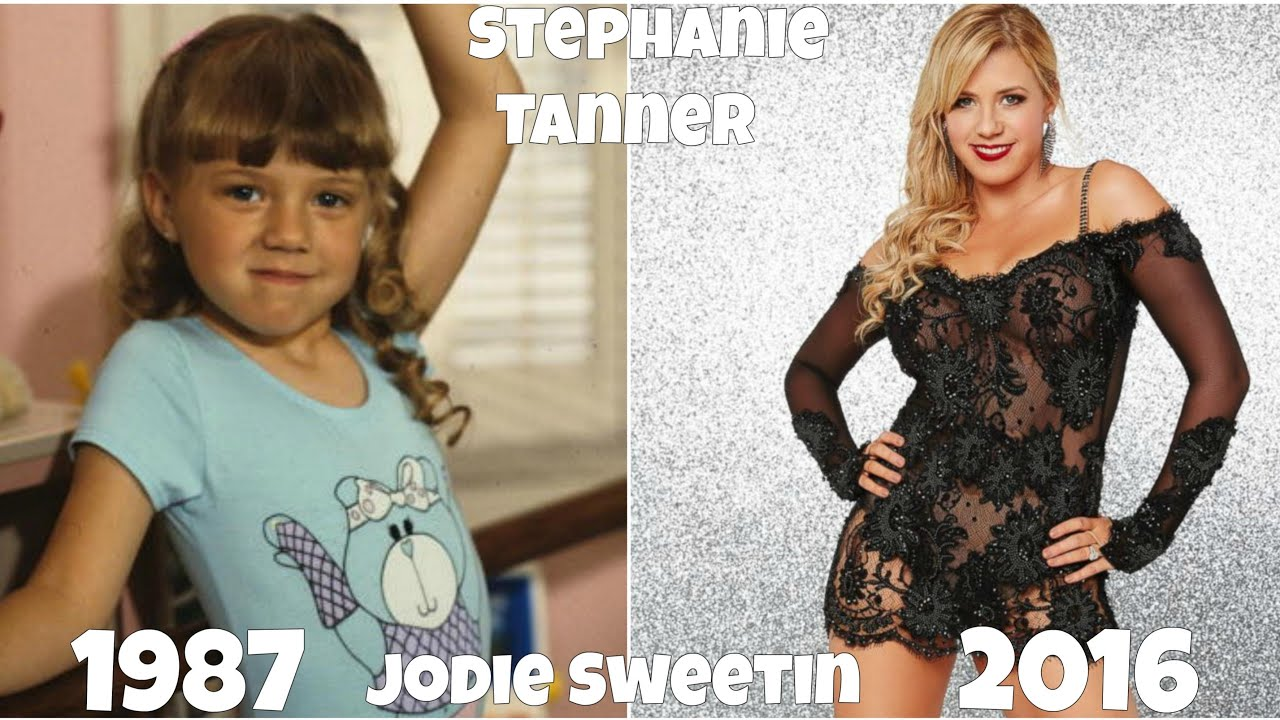 Full House Actors Before and After 2016, Antes y Después ...