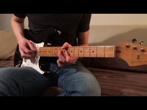 Double Trouble - Eric Clapton (Cover)