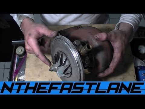 How To Rebuild Any T3/T4 Journal Bearing Turbo Part 1