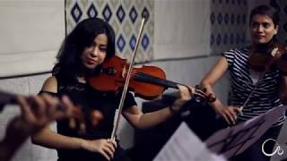 Viva La Vida (Coldplay) by The Seven Islands String Quartet (SISQ)