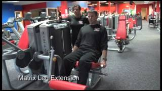 Video Superior Health Club- Matrix Leg Extension download MP3, 3GP, MP4, WEBM, AVI, FLV Oktober 2018