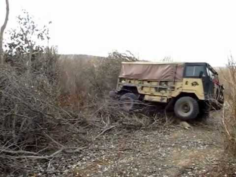 land rover 101 off road - youtube