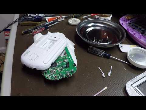 How To Repair Motorola Baby Monitor