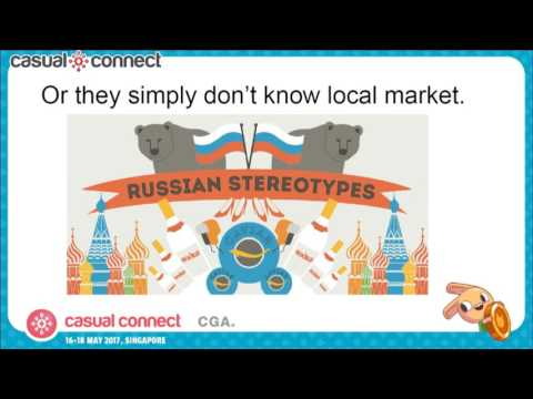 Ad Monetization in Emerging Markets - Example of Russia | Stanislav Sychenkov