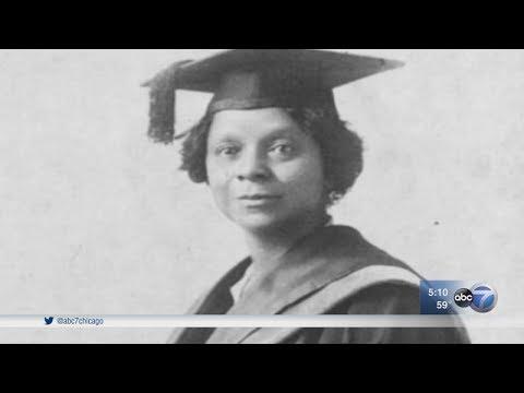 University of Chicago unveils statue of pioneering African American scholar