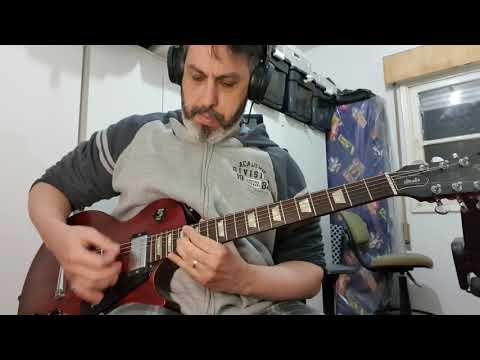 Guns N' Roses – Absurd (Slash guitar cover)