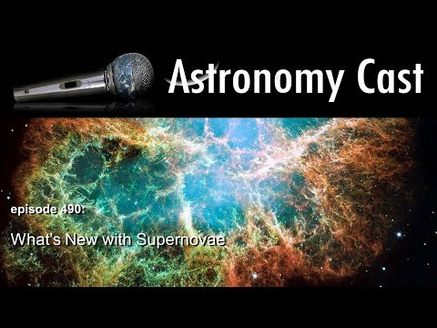 Download Astronomy Cast Ep. 490: What's New with Supernovae